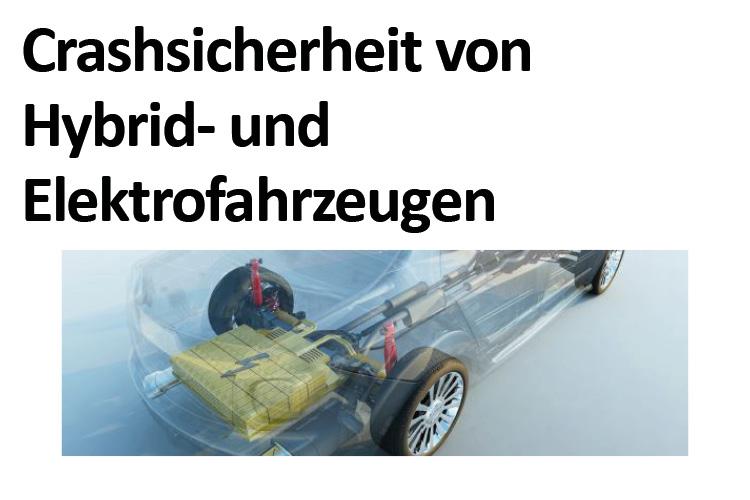 Qualifizierung für Arbeiten mit Hochvolt-Batterie-Systemen, Stufe 2 ...